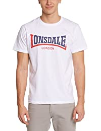 Lonsdale Two Tone - T-Shirt - Droit - Homme