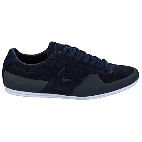 LACOSTE - Turnier 216 - Herren Sneaker - Blau Schuhe in Übergrößen Blue