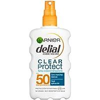 Spray Protector Transparente Delial FPS50