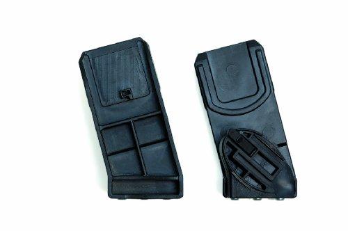 Preisvergleich Produktbild Trends for Kids–Adapter TFK für Kindersitz Auto MaxiCosi, Cybex, Besafe iZi Go,-00–098) schwarz