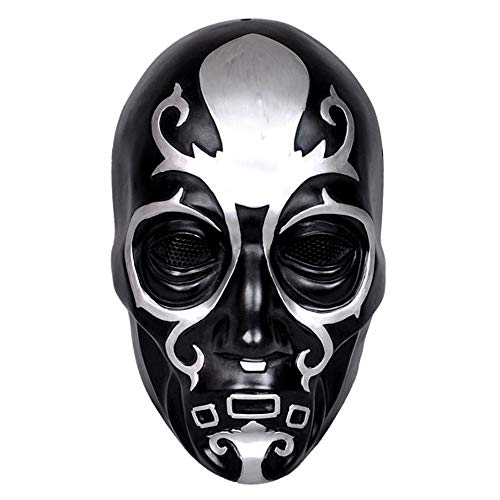 Maske YN Harry Potter Draco Malfoy Dunkler Lord -