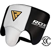 Rdx - Sports groin guard leather new