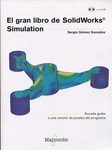 SOLIDWORKS SIMULATION descarga pdf epub mobi fb2