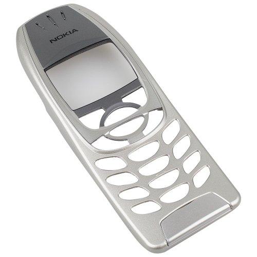 Original Frontcover Front Cover für Nokia 6310 6310i 6310 i Silver für Nokia 6310 6310i