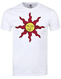 Grindstore Men's Praise The Sun T-Shirt White