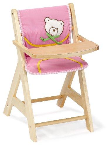 Preisvergleich Produktbild Hauck 815694 - Holz-Hochstuhl Teddy Timber