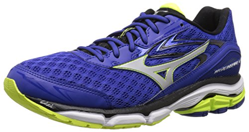 Mizuno Wave Inspire 12 Hombre US 8 Azul Zapato para Correr