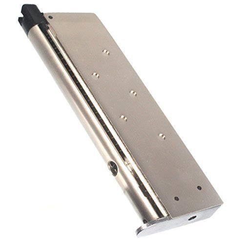 we-1911-magazine-for-we-socom-gear-1911-1911a1-meu-soc-airsoft-gbb-silver-for-airsoft-only-by-airsof