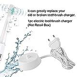 220V Ersatz-Elektro-Zahnbürste-Ladegerät Modell 3757 für Braun Oral-b D17 OC18 Zahnbürste-Ladestation