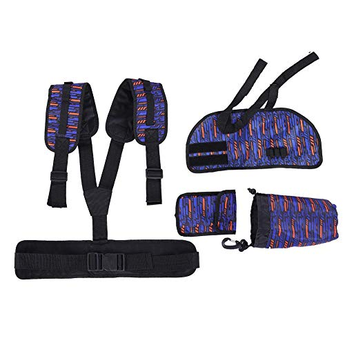 Elite Utility Vest, Bullet Storage Umhängetasche Oxford Cloth Tactical Pocket Vest Oxford Utility