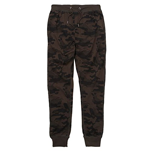 Brave Soul Herren Hose Navy Camo Gr. XL, Navy Camo (Baby Khaki Boys-cargo-shorts)
