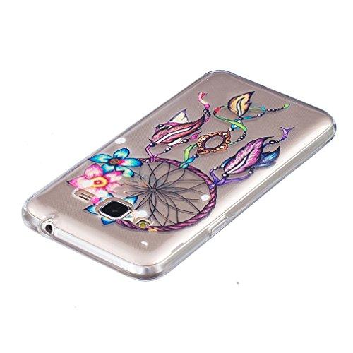 MightyCase Coque Gel TPU souple effet mat anti glisse et anti trace de doigt pour Apple iPhone 7 Color#5