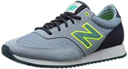 New Balance 620 Women Trainers Grey Cw620sbb, Greygreen, 39 Eu