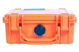 Valise Pelibox 1120 avec renfort en mousse 2016 Boîte en plastique