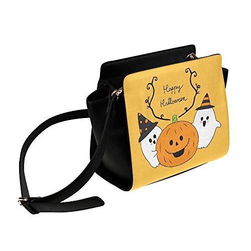 p Fun Ghost Umhängetasche Umhängetaschen Reisetaschen Seesack Umhängetaschen Gepäck Organizer Für Lady Girls Womens Work Shopping Outdoor ()