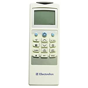 Electrolux Window Ac Remote Control (White) (SP)
