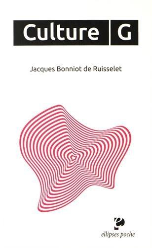 Culture G par Jacques Bonniot-de-Ruisselet