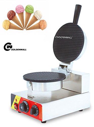 cgoldenwall np-601Commercial Eistüte Maschine Antihaft-Ei Rolle Waffle Maker Elektrische Haushalt Waffel Herd Belgische Waffel Baker CE Zertifikat - 220V
