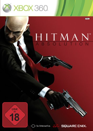 Square Enix Hitman: Absolution (100% uncut) - [Xbox 360]