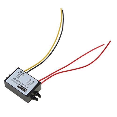 MagiDeal Ac 16-35v / Dc 15-52v Bis 12v / 3a Konverter AC DC Module Stromversorgungsmodul 12v Ac-modul
