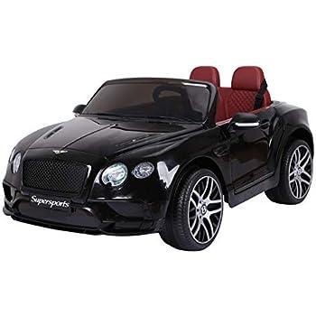 toyzz Kids Licensed Bentley Continental Supersports 12V