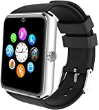 Willful Montre Connectée Homme Montre Telephone avec SIM pour Huawei Samsung Android Smartwatch Vibrante SMS Appel Smart…