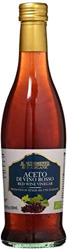 Aceti a base di vino rosso