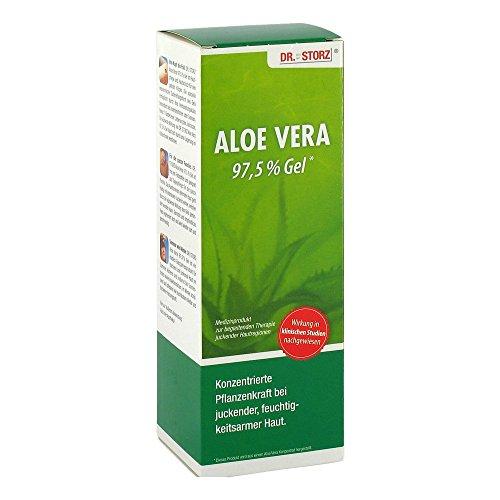 Aloe Vera Gel 97,5% Doktor Storz Tube 200 ml