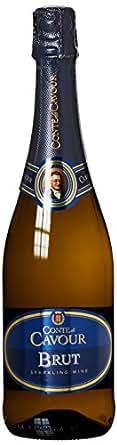 Conte Cavour Brut 7025050 Vino Spumante, Cl 75