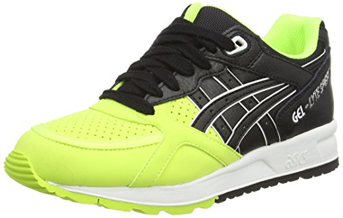 Asics - Gel-Lyte Speed, Sneakers, unisex Giallo (Saffety Yellow/Black 0790)