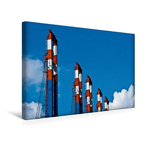 Premium Textil-Leinwand 45 cm x 30 cm quer, Pause machen. | Wandbild, Bild auf Keilrahmen, Fertigbild auf echter Leinwand, Leinwanddruck (CALVENDO Mobilitaet)
