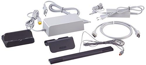 Nintendo Wii U Premium Pack schwarz, 32GB inkl. Mario Kart 8 (vorinstalliert) - 7