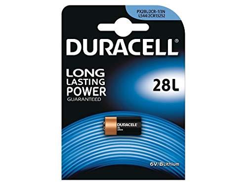 DURACELL Lithium Px28 Spannung: Duracell 6v Lithium Photo Batterie