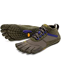 info for f7079 98f0c Vibram Fivefinger V Trek Ladies Walking Shoes - Military Purple