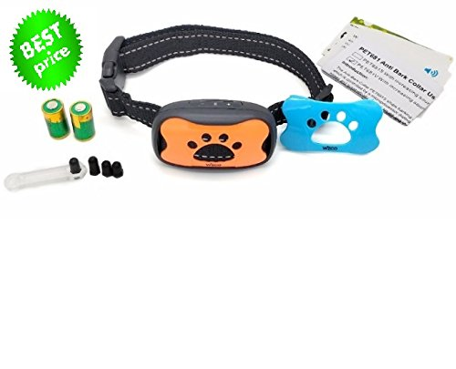 WIZCO-Barking Control Collar. Stops Dogs Barking Humanely 1