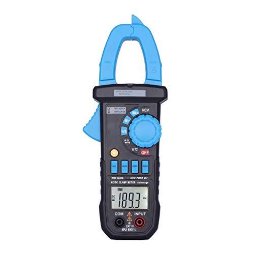 Bomcomi Plus-Auto Range Digital-Clamp Multimeter AC-DC-Strom Spannung Widerstand Kapazitätsmessgerät Tester