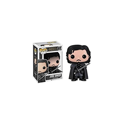 Game Of Thrones Jon Snow Vinyl Figure 07 Figurine de collection Standard