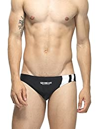 SEOBEAN Super Low Rise competition Maillot de bain Bikini Bref Homme
