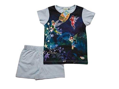 Tinkerbell Shorty (104/110, (Disney Erwachsene Schlafanzug Für)