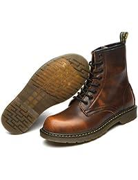 725bbce54e8a07 Orktree Unisex-Erwachsene Chelsea Boots Damen Stiefel Wasserdicht Kurz  Stiefeletten Schuhe Herren Schneestiefel Combat Worker