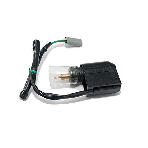 Preisvergleich Produktbild DELLORTO Electric Choke Maxtuned for / Gilera 2T Models Male Grey Oval