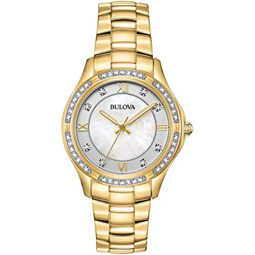 Bulova Armbanduhr 98L256