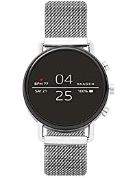 Skagen Mens Smartwatch with Stainless Steel Strap SKT5102
