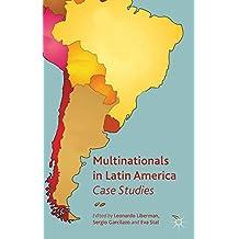 Multinationals in Latin America: Case Studies (AIB Latin America)
