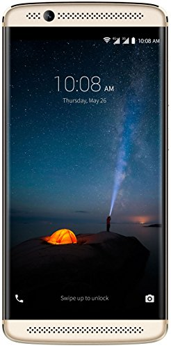 ZTE Axon 7 Mini Smartphone (13,2 cm (5,2 Zoll) Display, 32 GB Speicher, Android 6.0) gold