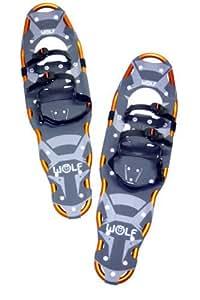 WOLF IMPRESSION 30 Schneeschuhe, 23x76cm, bis 120kg