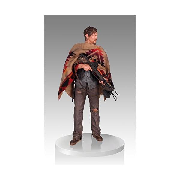 Walking Dead Figura Estatua Daryl Dixon 45 CMS 3