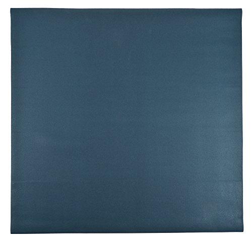 Yogilino® Krabbelmatte 160 x 200 cm, Material: 100 % PVC-Weichschaum nach Öko-Tex Standard 100 Produktklasse 1 zertifiziert, blau