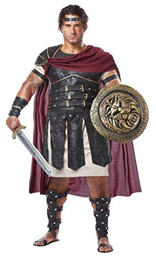 Romano Gladiatore Costumi Taglia Grossa 3XL da Uomo Adulto