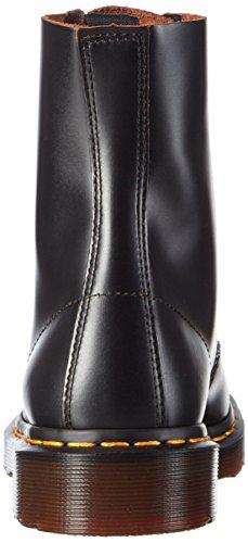 Dr. Martens Pascal Vintage, Stivali, Unisex - adulto Smooth Black